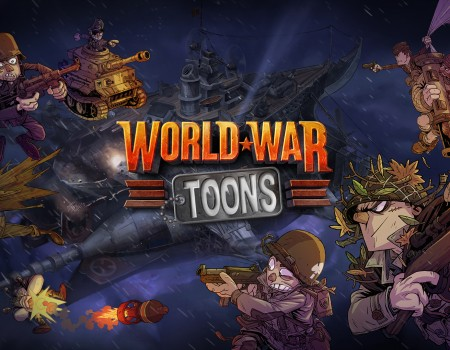 World War Toons Announces New Trailer, Character, and Level!