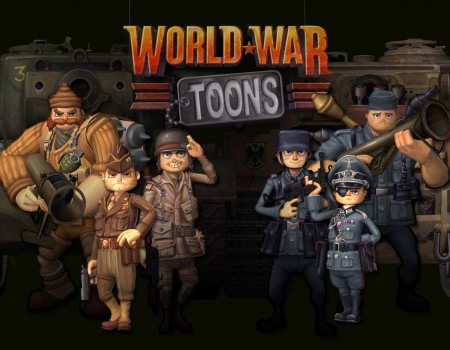 World War Toons' First Gameplay Trailer is out!