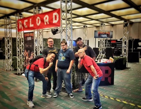 Reload returns to VRLA!