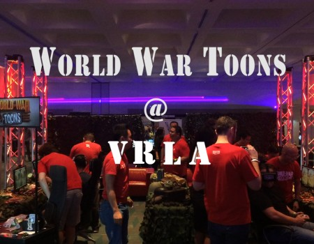 World War Toons VRLA Video